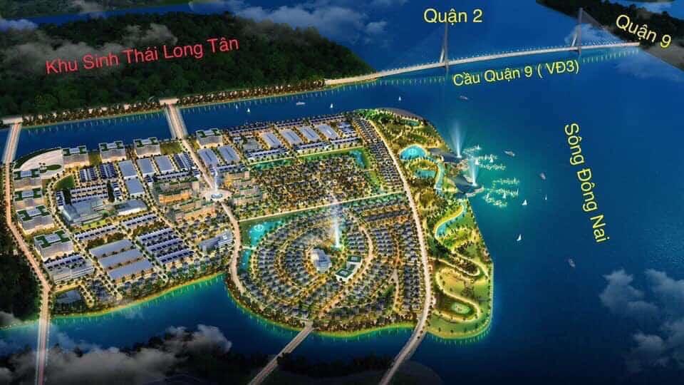 Dự án King Bay - Phát triển bởi tập đoàn BĐS TLM là dự án có tiềm năng tăng giá cao dành cho các nhà đầu tư