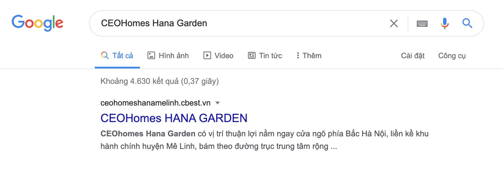 Ceohomes Hana Garden